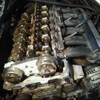 BMW X5 двигатель N52B30 ремонт