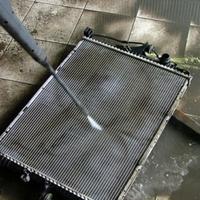 промыть радиатор,мойка радиаторов
