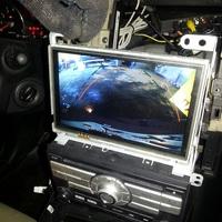 Ремонт мультимедиа  Nissan X-Trail