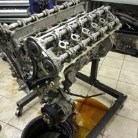 Aston Martin Db9,ремонт двигателя Aston Martin Db9,