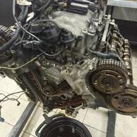 Ремонт двигателя Мерседес м 272