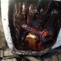 нагар в двигателе Солярис