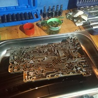 Ремонт гидроблока АКПП 09D