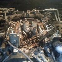 Ремонт двигателя Тойота D4D