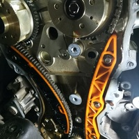 Замена цепи  Mitsubishi Outlander XL