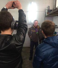 интервью каналу Москва 24